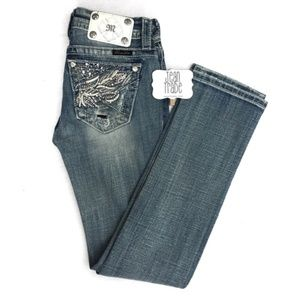 Miss Me Jeans - NWT Miss Me SIGNATURE STRAIGHT